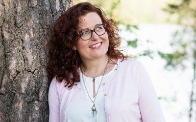 Anne-Mari Jääskinen: Miksi sisäinen lapsi kannattaa ottaa mukaan työpaikalle?