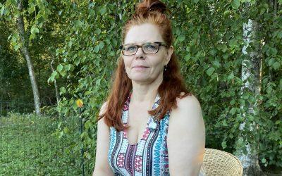 """Helena Vuoriheimo: Psykoterapiasta rohkeutta itseilmaisuun: """"Ei"""" on vaikea sana"""
