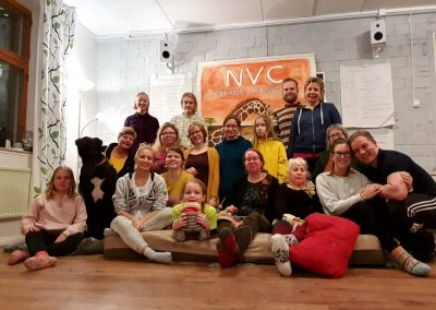 NVC-leiri, NVC-perheleiri, empatiataidot harjoittelu, itse-empatia harjoittelu, kasvattaja, vanhemmuus, Ystävyyden Majatalo