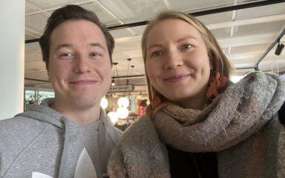 Juha Kaura ja Tuuli Tyrväinen: Rakentava palaute tiivistää tiimihenkeä